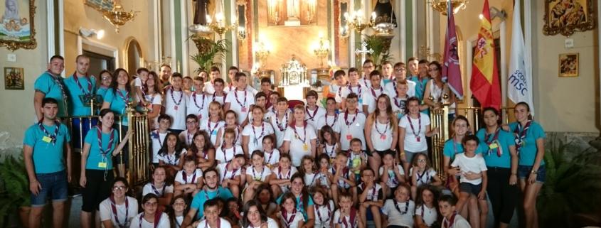LH 2840 sept 4 - p6 Scouts Almazora