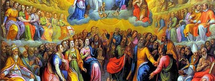 2014.11.01 - Solemnidad de todos los santos